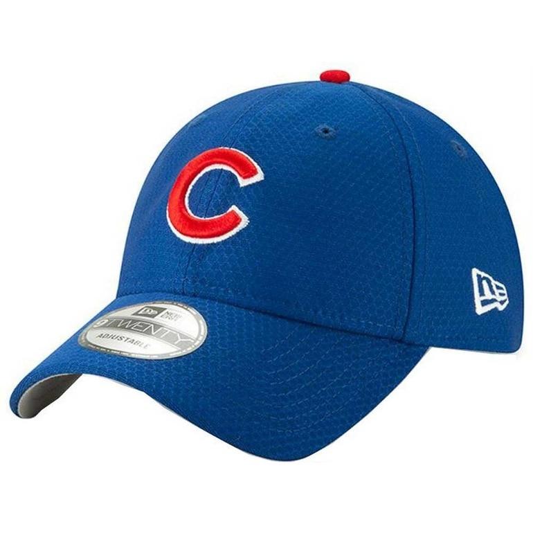 640efa1e9d0350 Shop New Era 2019 MLB Chicago Cubs Baseball Cap Hat ALT Bat Practice  9Twenty - Free Shipping On Orders Over $45 - Overstock - 27212136