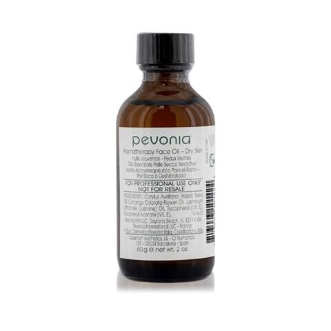 Pevonia Botanica Aromatherapy Face Oil - Dry Devitalized Skin (Salon Size) 60Ml/2Oz
