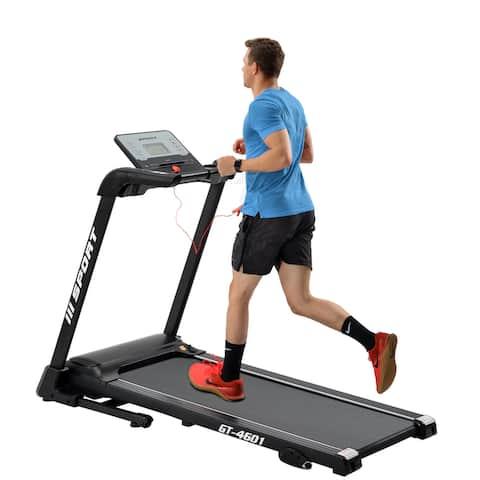 Nestfair 2.25hp Treadmill Built in Speaker