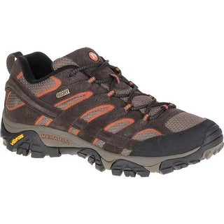 Merrell Men's Moab 2 Waterproof Hiking Shoe Espresso