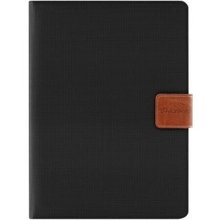 "Aluratek AUTC10FB Aluratek AUTC10FB Carrying Case (Folio) for 10"" Tablet - Black - Scratch Resistant Interior, Fingerprint"