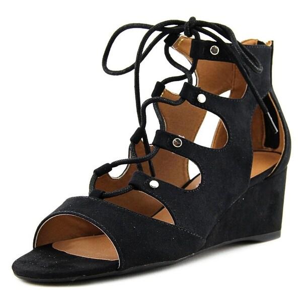 Indigo Rd. Shane Women Black Sandals