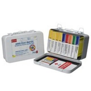 First Aid Only 240-AN First Aid Kit, 10 Unit, 46 Piece