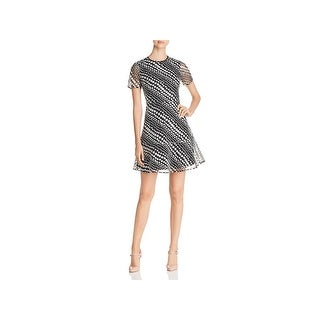 MICHAEL Michael Kors Womens Party Dress Mini Floral