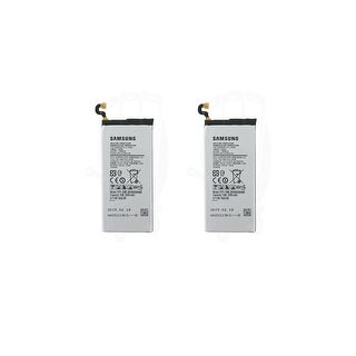 Single Replacement Battery for Samsung Galaxy S6 (Two Batteries Only)