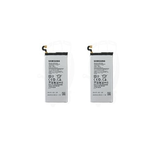 Spare Samsung Battery for Galaxy S6 (2550mAh)Two Batteries