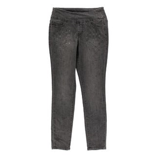 Jag Jeans Womens Nora Skinny Jeans Comfort Waist Mid-Rise