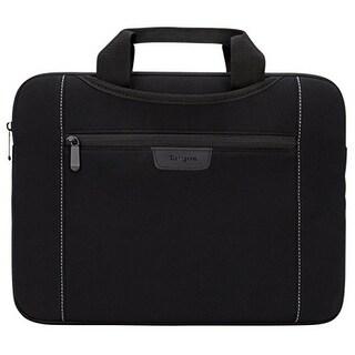 """Targus Slipskin Tss932 Carrying Case (Sleeve) For 14"""" Notebook - Black"""