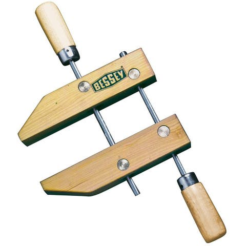 Bessey HS-6 Wood Handscrew Clamp, 6""