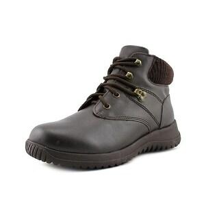 Wanderlust Boston WW Round Toe Leather Boot