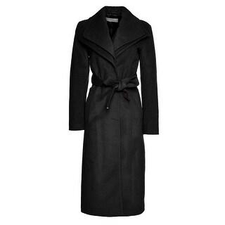 T. Tahari Long Trench Coat