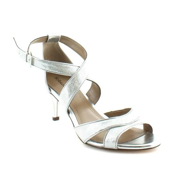 Style & Co. Pravati Women's Heels Silver