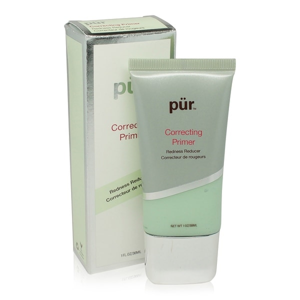 PUR Correcting Primer Redness Reducer - Green 1 Oz