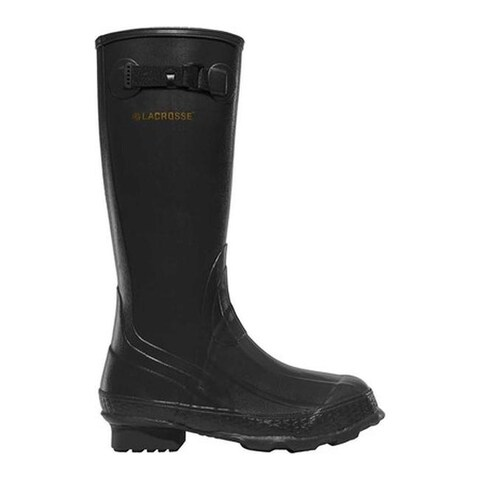 "LaCrosse Women's Grange 14"" Wellington Boot Black"