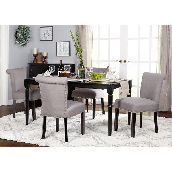 Simple Living Adeline 5-piece Dining Set. Opens flyout.