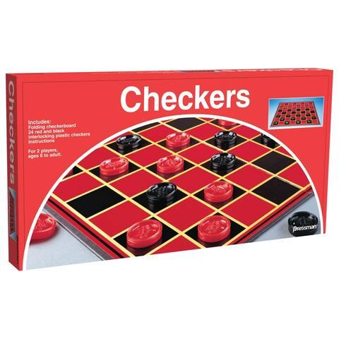 (6 Ea) Checkers