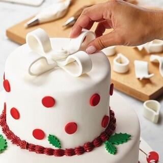 Cake Boss 59584 Winter Cake Kit