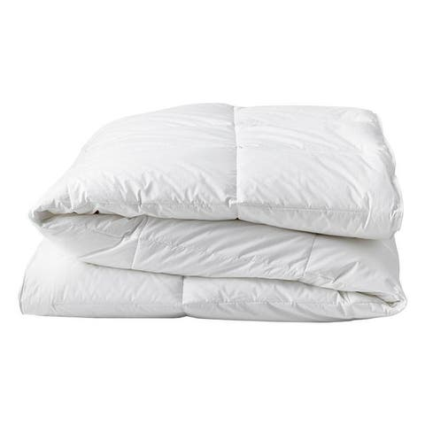 Wool Duvet Insert 200GSM Summer/Spring GOTS Certified Organic Cotton Shell