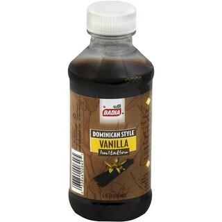 Badia Spices - Vanilla Extract ( 3 - 4 FZ)