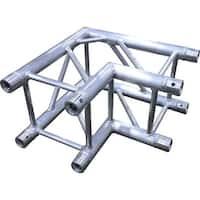 1.64FT (0.5m) 2-Way 90 Degree Aluminum Truss Segment Corner