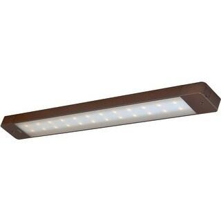 "Vaxcel Lighting X0003 24"" Length LED Motion Instalux? Under Cabinet Light Bar - Energy Star Rated"