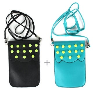 Studded Phone Pouch