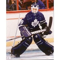 Signed Potvin Felix Toronto Maple Leafs 8x10 Photo autographed