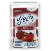 Glade 75772 Air Freshener Wax Melts, Apple Cinnamon