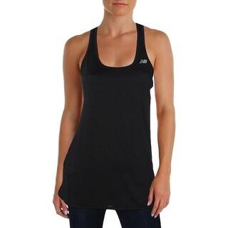 New Balance Womens Tank Top Yoga Fitness