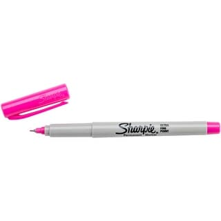 Sharpie Ultra Fine Point Permanent Marker Open Stock-Magenta