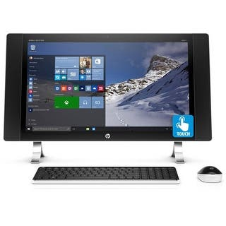 """Manufacturer Refurbished - HP ENVY 27-p021 27"""" Touchscreen AIO PC Core i5-6400T 2.20GHz 8GB 2TB Win10
