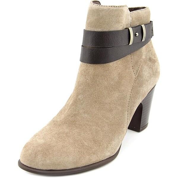 Giani Bernini Calae Women Dk Taupe/ Ebony Boots