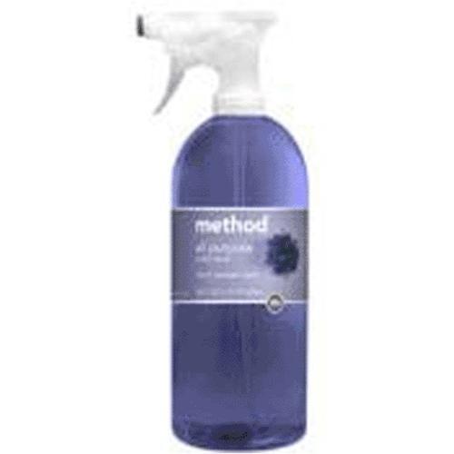Method 583820 All Purpose Cleaner, Lavender, 28 Oz