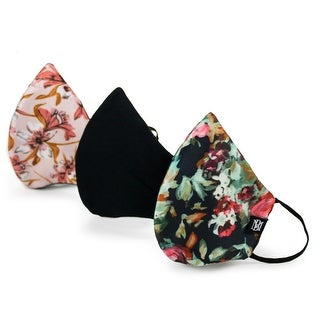 Link to BADGLEY MISCHKA Floral Reusable Face Mask Collection (3-Piece/6-Piece) Similar Items in Scarves & Wraps