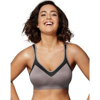 bb9fb51a71a Playtex 18 Hour Active Lifestyle Wirefree Bra - Size - 40D - Color -  Excalibur