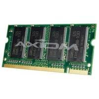 """""""Axion AXR333S25Q/1G Axiom 1GB DDR SDRAM Memory Module - 1GB - 333MHz DDR333/PC2700 - DDR SDRAM - 200-pin SoDIMM"""""""