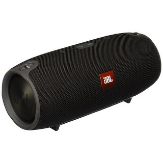 JBL Xtreme Portable Wireless Bluetooth Speaker (Black) - Certified Refurbished