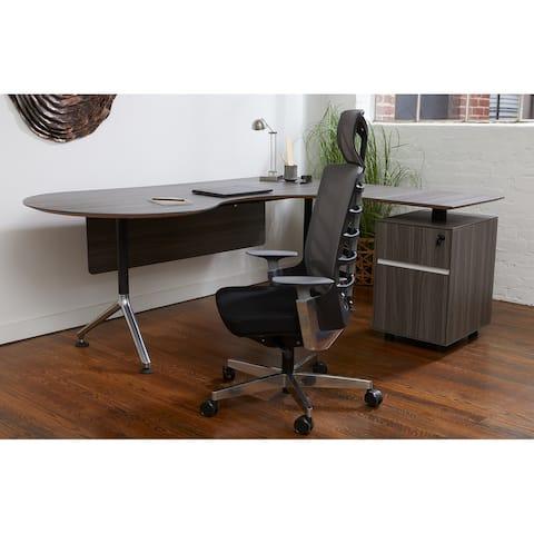 Rye Studio Mesh High Back Modern Ergonomic Office Chair
