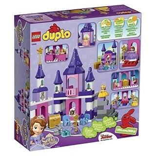 LEGO DUPLO 10595 BUILDING KIT, Disney Sofia The First Royal Castle Kids LEGO SET