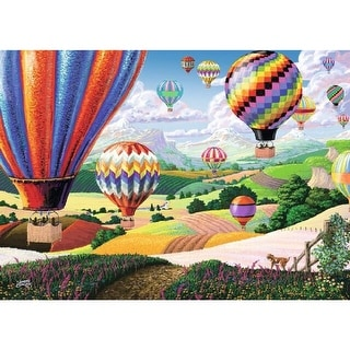Brilliant Balloons 500 Piece Large Format Puzzle