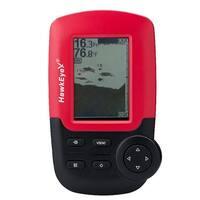 Hawkeye Fishtrax Dot Matrix Portable Fish Finder - FT1PX