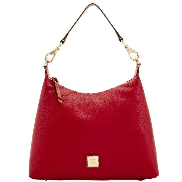a6bd7c3ebf13 Dooney  amp  Bourke Pebble Grain Juliette Hobo Shoulder Bag (Introduced by  Dooney  amp