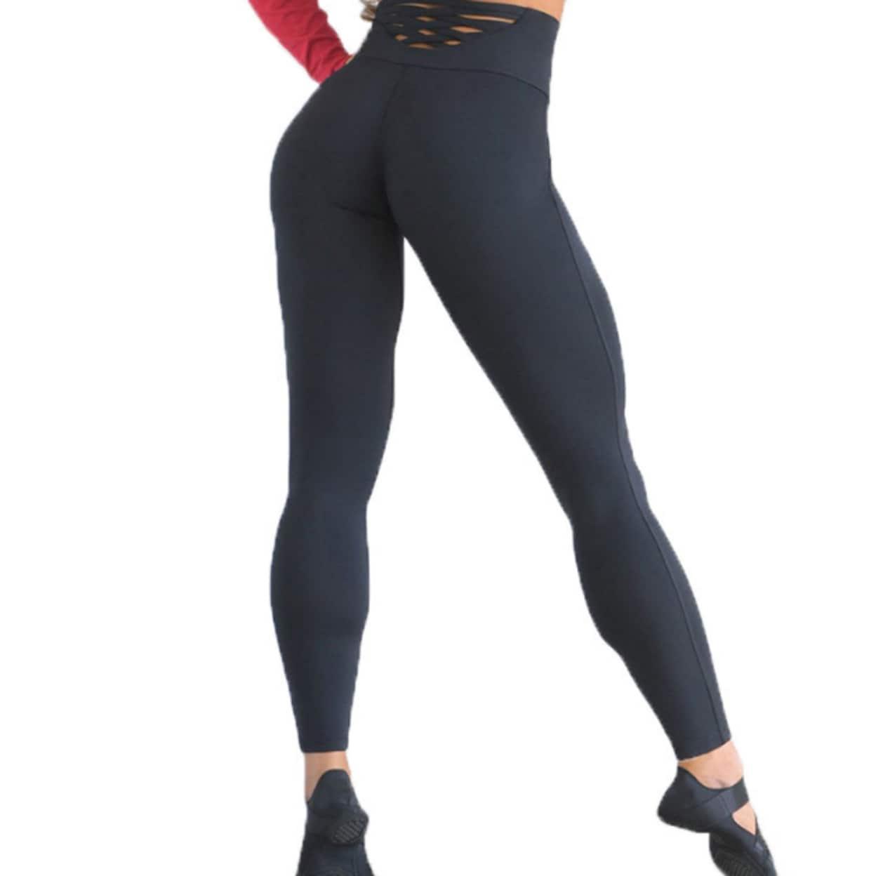 Yoga Pants for Women High Waist Pants Tummy Control Slimming Booty Leggings Lift Tights Pants