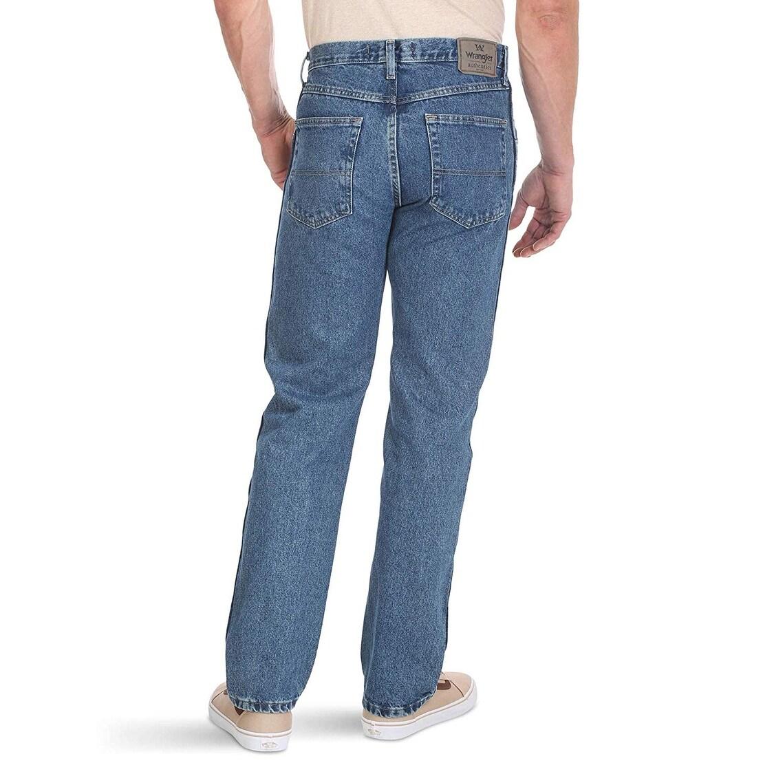 Wrangler Regular Fit Jeans Homme