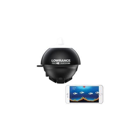 Lowrance 000-14239-001 FishHunter Pro Castable Sonar FishHunter with Wi-Fi