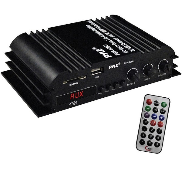 Pyle Amplifier for Car or Home
