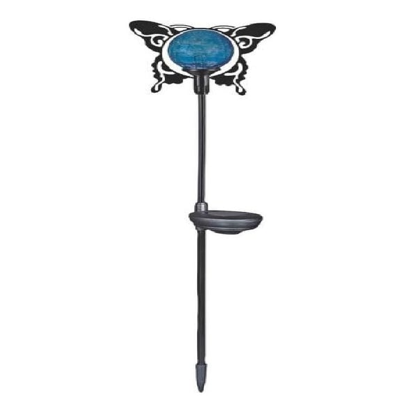 Boston Harbor MPA004-R1A-CC-1 Solar Light Blue Butterfly