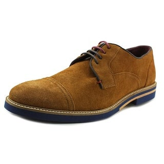 Ted Baker Layke Men Cap Toe Suede Oxford