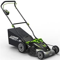 Earthwise 60420 20 in. Lithium Cordless Mower