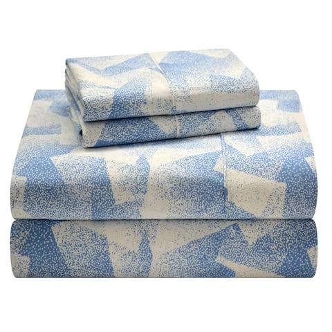 Pointehaven 200TC Valentina Printed Cotton Sheet Sets